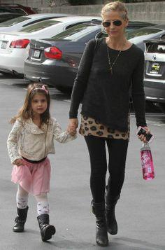 Sarah Michelle Gellar brachte Töchterchen Charlotte Grace Prinze neulich zum Ballettunterricht