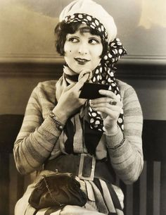 Clara Bow in Rough House Rosie.