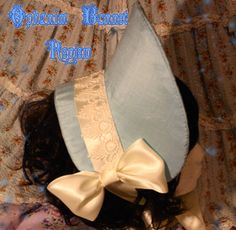 Miss Lumpy: Lolita Lifestyle and Aesthetics: F*** Yeah Bonnets! Custom Ophanim Bonnet Review