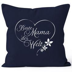 Muttertag Geschenk Geburtstagsgeschenk Kissen Hotel Mama