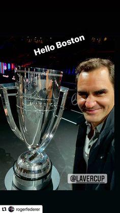 Roger Federer, Boston, Tennis