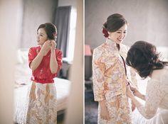 Chinese Wedding Traditions: Qun Kwa | http://brideandbreakfast.hk/2016/01/28/chinese-wedding-traditions-qun-kwa/