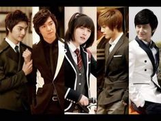 Boys Over Flowers OSTs