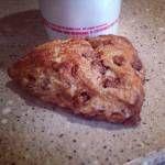 chocolate chip snickerdoodle scones