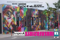 Join us for Irreversible Projects Miami Art Week Kick-Off & Benefit Party --> Friday, Nov.27th, 7pm at RHouse in Wynwood - in partnership with Talking Off The Wall, the evening promises to be filled with cutting-edge at, amazing food by the maestro chef/owner Rocco Carulli and music! www.irreversibleprojects.com
