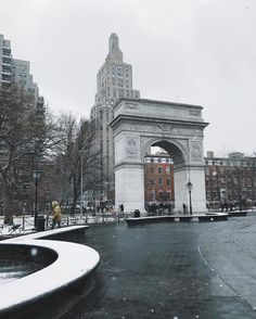 keep it real cold, coz it's a fired up world ... Washington Square Park