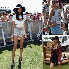 Lollapalooza Festival 2014 Fashions - @lollapalooza - #LollapaloozaFestival - @Chicago - Funky Kicks & Cool Clothes - FUNK GUMBO RADIO: http://www.live365.com/stations/sirhobson and https://www.funkgumbo.com