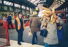 Tatsumi Orimoto Breadman at the Brussels Train Station (1996)