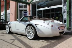 Wiesmann MF5 Roadster This is a beautiful car And one day Who knows when But I'll get to one