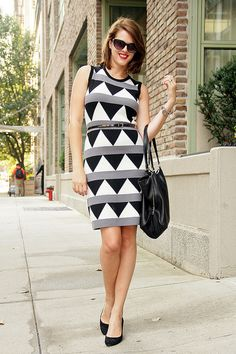 What I Wore: NYC by What I Wore (I LOVE THIS DRESS)