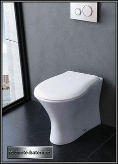 Wc stativ Formosa pentru rezervor ingropat, cu capac inclus | Toilet, Vase, Bathroom, Tripod, Washroom, Flush Toilet, Bathrooms, Litter Box, Flower Vases