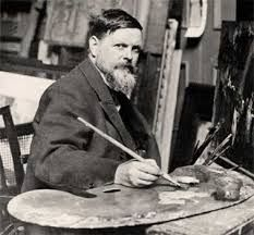 The word' prolific' would simply not do justice to Frank Brangwyn for the volume of work he accomplished in his lifetime. Artist Life, Artist At Work, Dean Cornwell, Famous Artists, Art Studios, Amazing Art, Illustrators, Studio Spaces, Nature