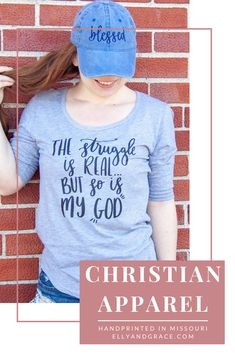 a5ff9b2a3 62 Best christian shirts for teens images in 2019 | Christian shirts ...
