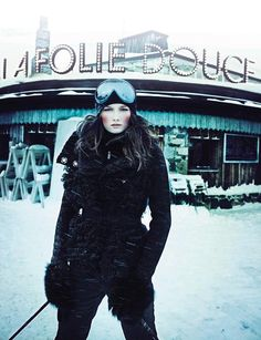 Slalom chic | Madame Figaro