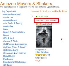 On Friday, a book jumped to the #1 spot on Amazon, out of nowhere; it quickly became obvious that the author had used a clickfarm to gatecrash the charts. The Kindle Store is officially broken. Thi…