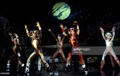 Scene from the musical 'Cats' in the Operettenhaus Hamburg News Photo | Getty Images