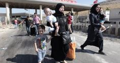 Number of Syrian refugees tops 5 million, says the UN – #SOHR