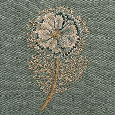Botanical from Chelsea Editions #linen
