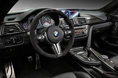 2015 BMW M4 Interior Desktop Wallpaper