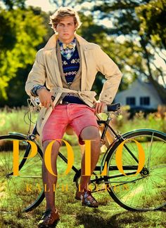 The Essentialist - Fashion Advertising Updated Daily: Polo Ralph Lauren Ad Campaign Spring/Summer 2014
