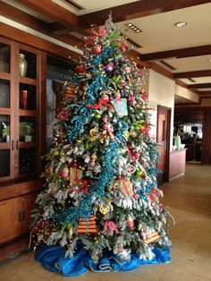 1000 Images About Christmas Luau On Pinterest Tropical