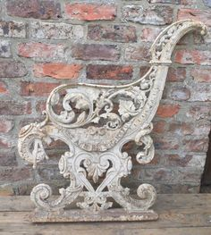 50 Best Cast Iron Bench Ends Images Victorian Benches
