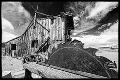 Ghost Town Sawmill