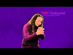Fallacy: Deaf as Economic Burden | Wanda Riddle | TEDxGallaudet - YouTube