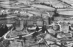 Vista aérea del monte de San Vicente Multimedia, Painting, Art, History, San Vicente, Antique Photos, Cities, Painting Art, Paintings