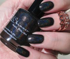 KB Shimmer Stark Raven Mad | Notes from My Dressing Table
