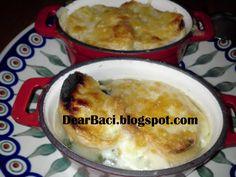 Dear Baci: White Cannellini Bean Soup - amazing recipe!!!