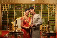 Nishaa Venugopalan and Suhas'sis an arranged marriage that soon turned into an unbreakable bond. They met for the first time on September 24th and after speaking for a while realised that they wer...