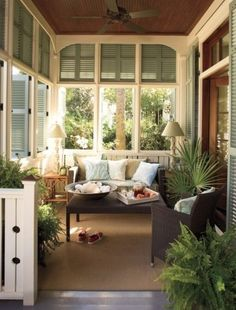 porch...looks sooo peaceful