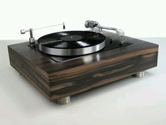 """Braun - PCS5 Turntable"" !...  http://about.me/Samissomar"