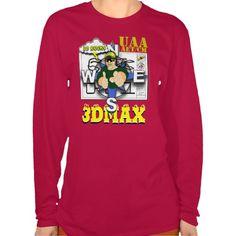 UAA AETCM 3DMAX TSHIRT T Shirt, Hoodie Sweatshirt