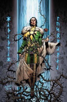 Ultimate Loki from Ultimate Thor #2