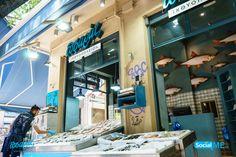 """Η Θεσσαλονίκη μας γιορτάζει σήμερα!! Χρόνια πολλά σε Δήμητρη & Δήμητρα από το κατάστημα """"Πσαράς Ιχθυοπωλείον"""" !!"""