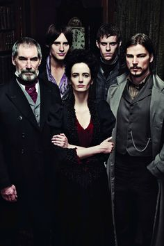 Penny Dreadful, new horror on showtime, about who knows?