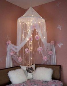 Простые идеи для дома: балдахины в спальню и не только - Ярмарка Мастеров - ручная работа, handmade