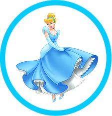 Disney Princess Party Decoration-printables