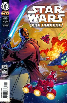 Star Wars: Jedi Council: Acts of War 1