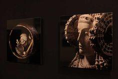 Exposición José Latova, cuarenta años de fotografía arqueológica en España. MEH 1975, Greek, Statue, Human Evolution, Museums, Greek Language, Sculpture, Sculptures