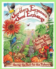 Restoring the Roost: Seed Orders and Garden Planning