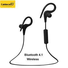 Caldecott  In-Ear Earphones Headphone Stereo Bass Audifonos Bluetooth Earbud Headset Earphone For iPhone Xiaomi #Affiliate