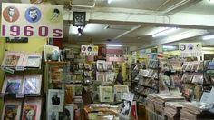 Vintage Magazines, viaja al pasado en un sótano de Londres   DolceCity.com