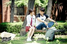 Kim So Hyun #Let's Fight Ghost
