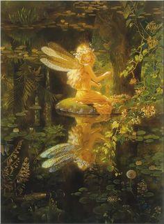 Fairy  Donna Olson onto :: enchanted forest ::