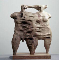 Wood Sculpture by Hsu Tung Han