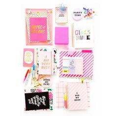 rough draft mini notebook - florabunda #bts-15