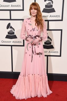 Florence Welch aux Grammy Awards 2016